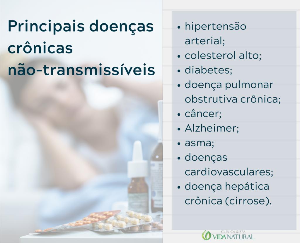 principais doenças crônicas