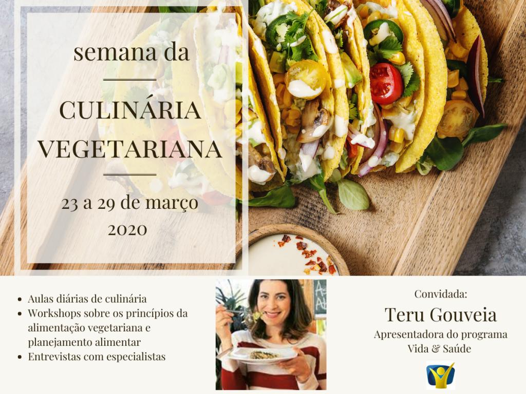 Semana da Culinária Vegetariana