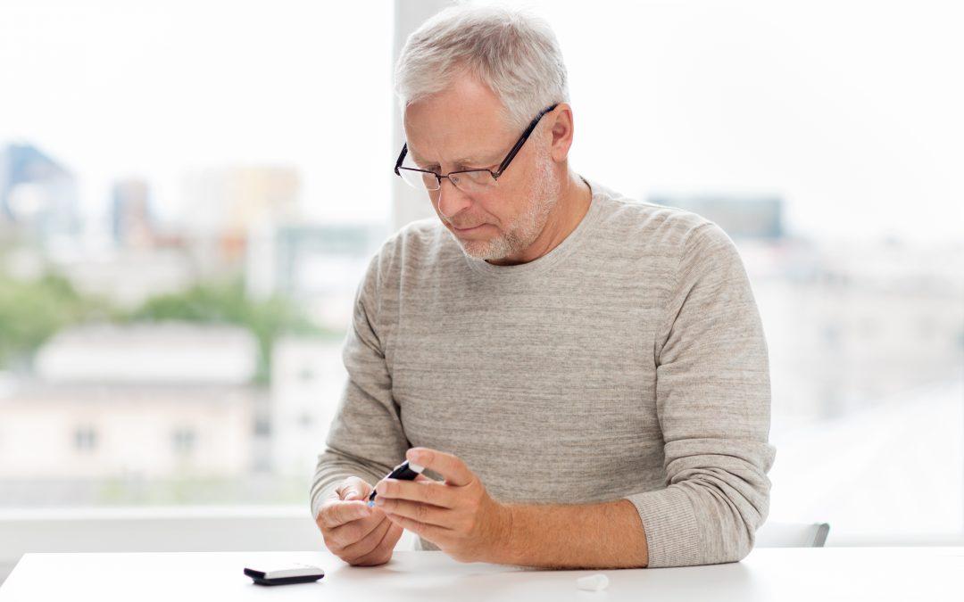 Complicações do diabetes: doenças cardiovasculares, outras consequências e impacto na saúde do idoso