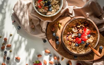 Alimentos para combater a ansiedade: 7 opções vegetarianas