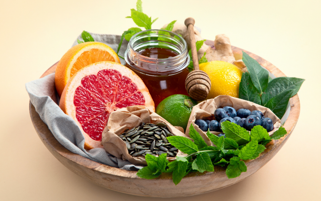 Alimentos que aumentam a imunidade: fortaleça suas defesas!
