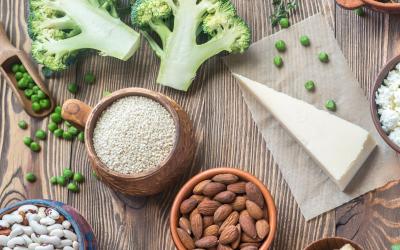 Alimentos ricos em cálcio: fontes vegetais para fortalecer seus ossos!
