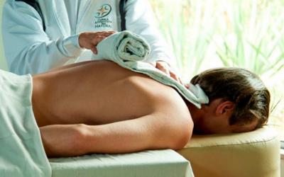 Hidroterapia, massoterapia, argiloterapia ― quais são os recursos que a Clínica & SPA Vida Natural oferece?